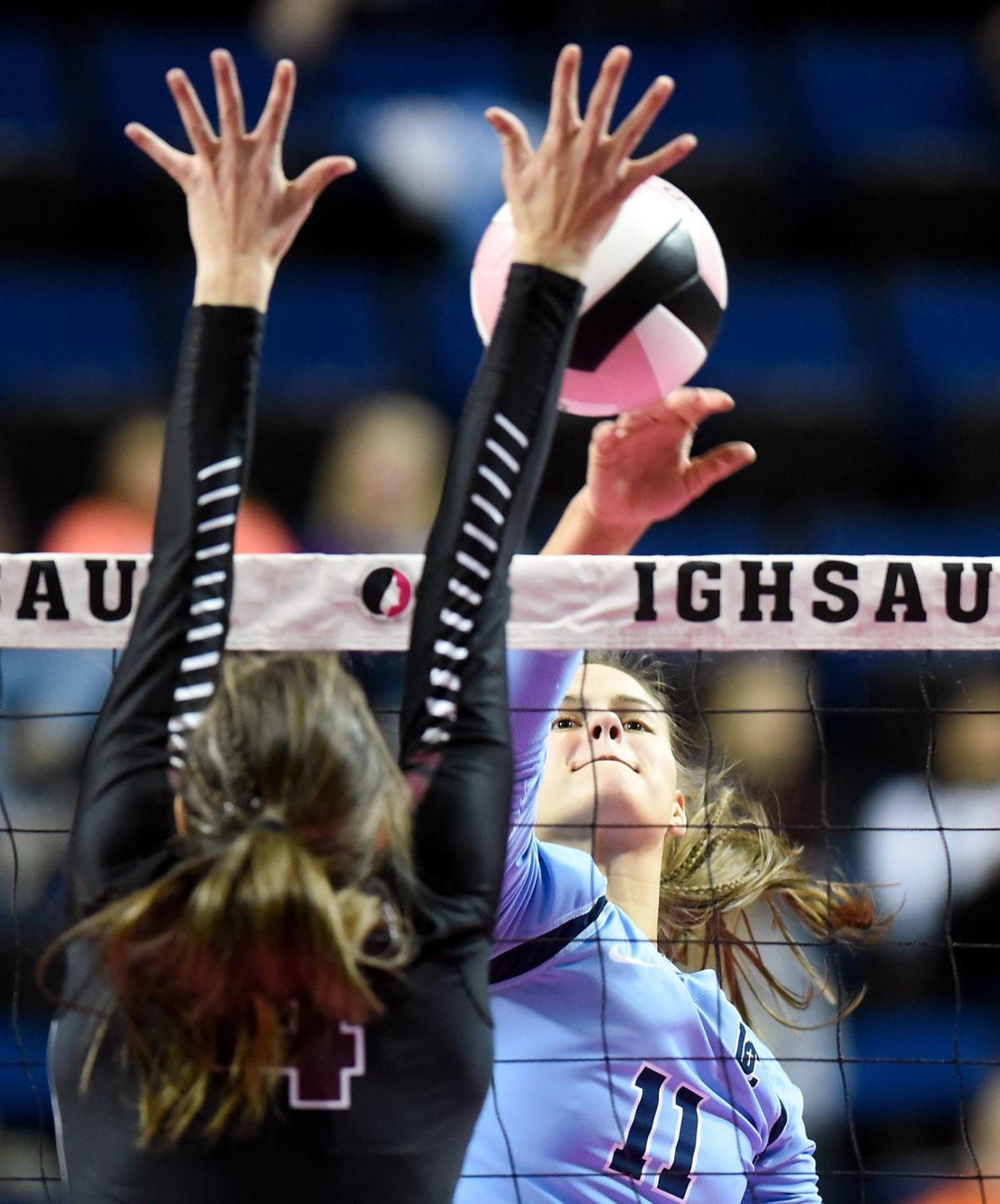 Iowa State Volleyball 2A Unity Christian vs. Western Christian