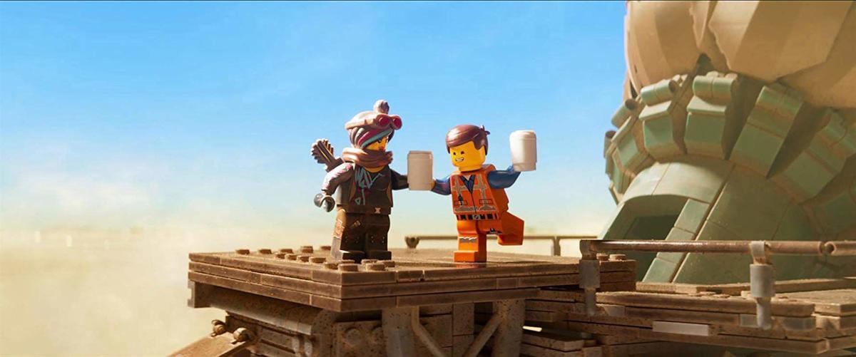 The Lego Movie 2 scene