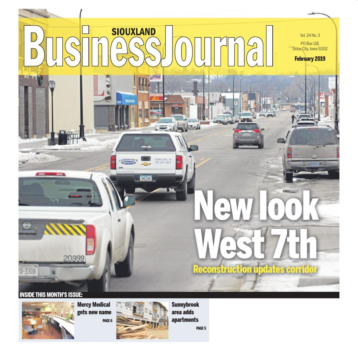 Siouxland Business Journal - February 2019