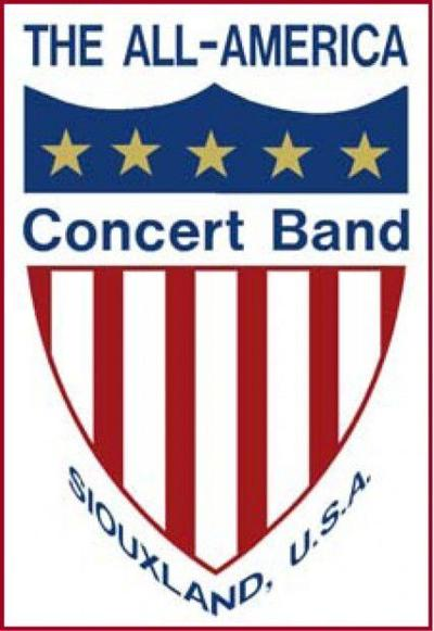 Sioux City All-America Concert Band logo