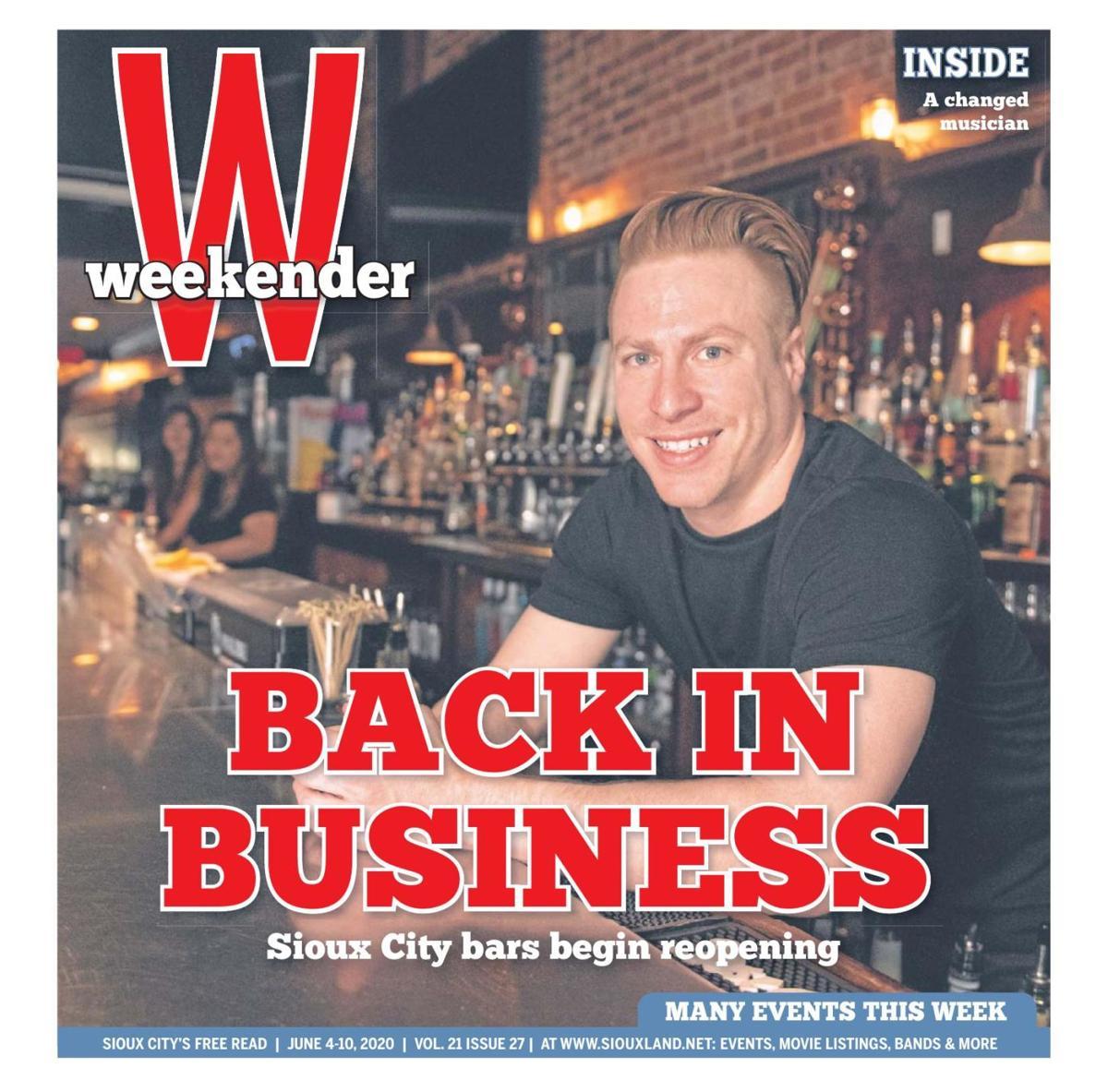 Weekender - June 4, 2020