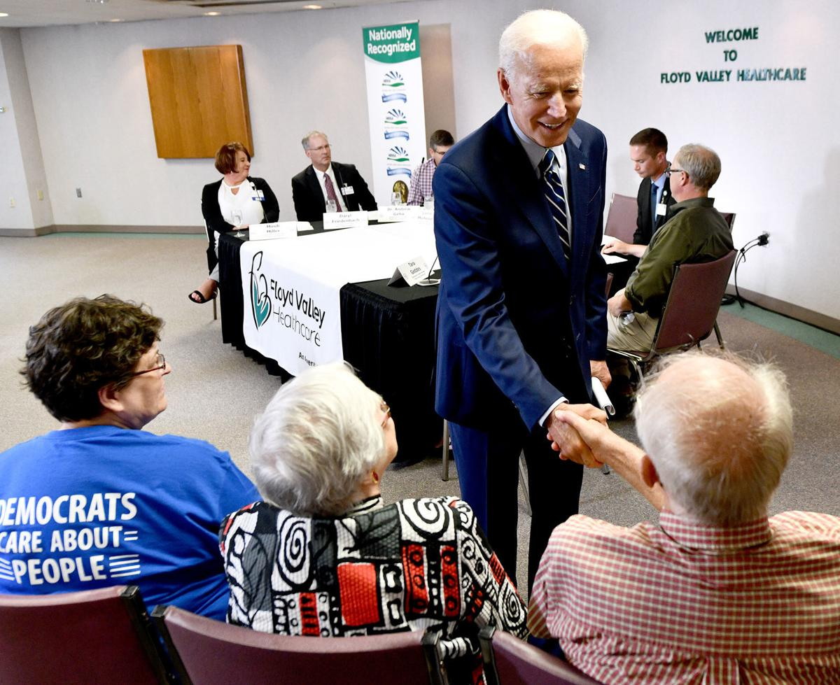 Joe Biden healthcare campaign