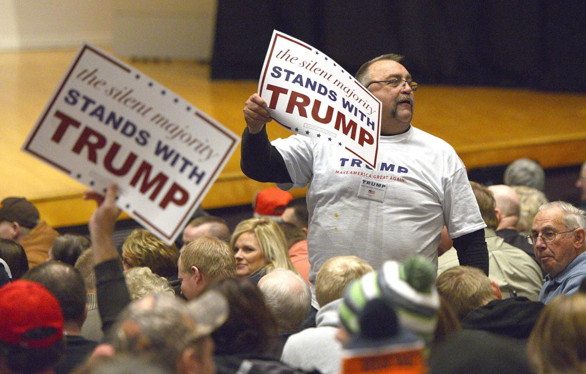 President Trump's visits to Siouxland