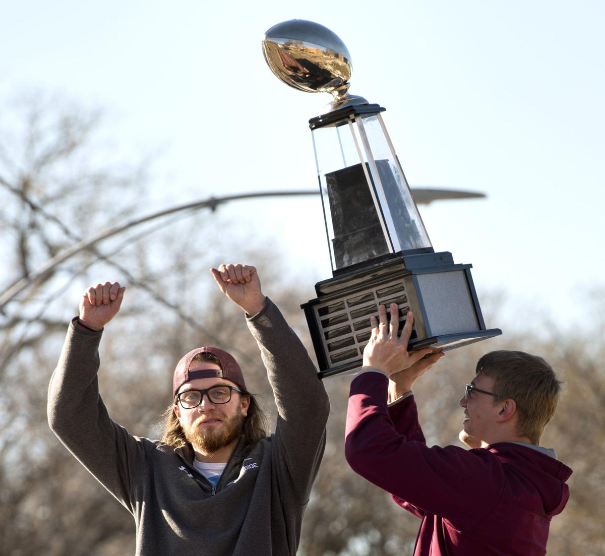 Morningside football NAIA championship homecoming