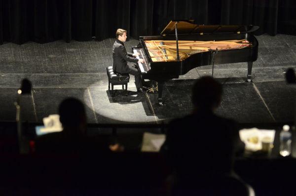 Iowa Piano Competition 2015 Day 1