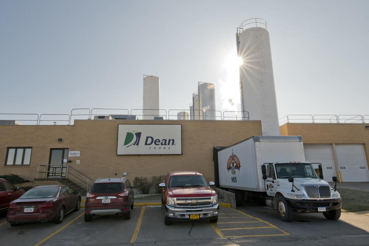Dean Foods Milk Plant in Le Mars
