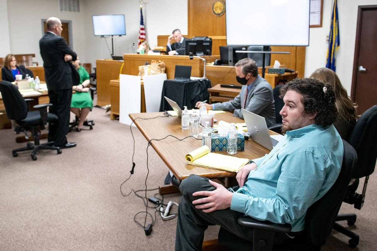 Trial of Andres Surber