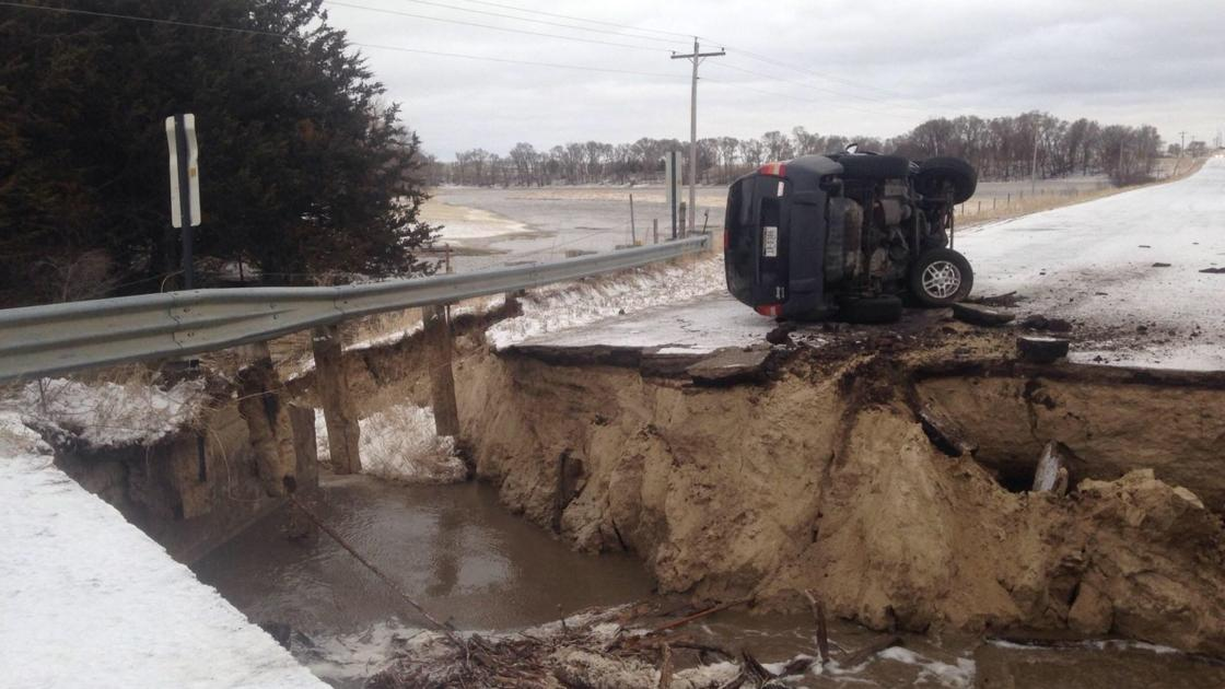 Photos, videos from flooding and storms in Nebraska   Multimedia