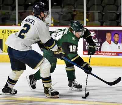 Hockey Musketeers vs. Sioux Falls Stampede