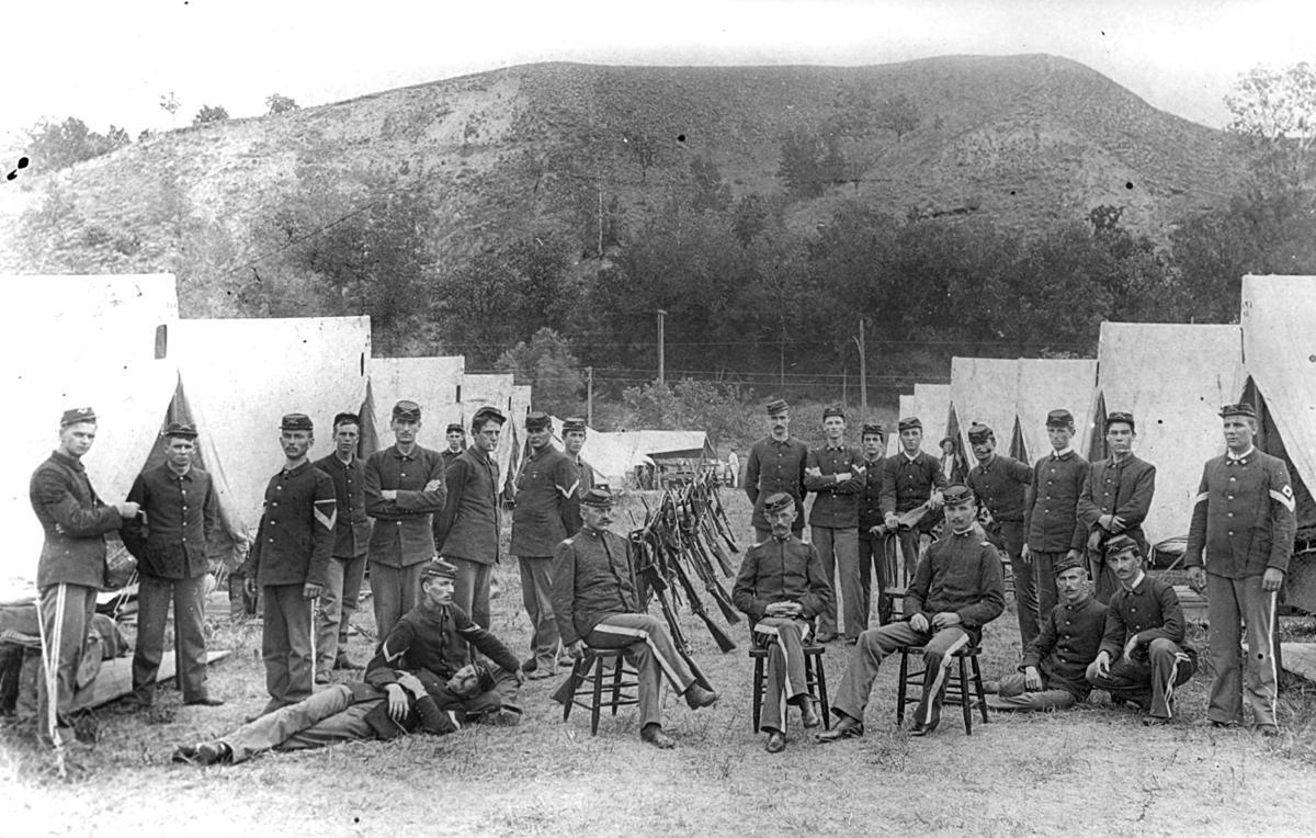 National Guard 1892