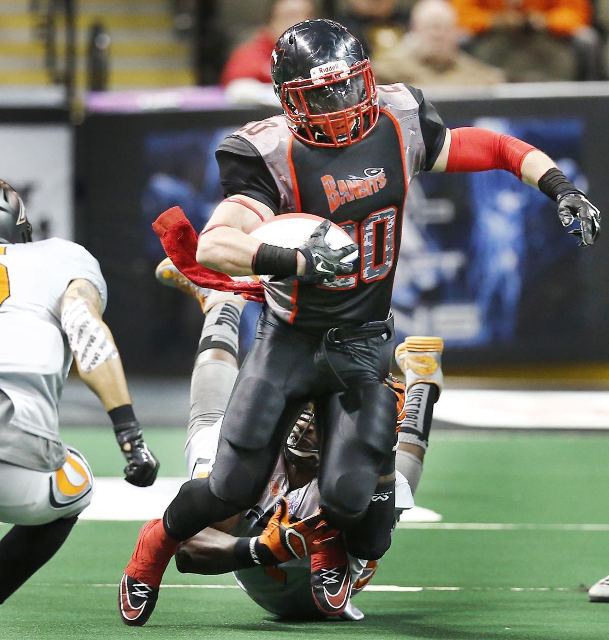 Wichita Force at Sioux City Bandits football