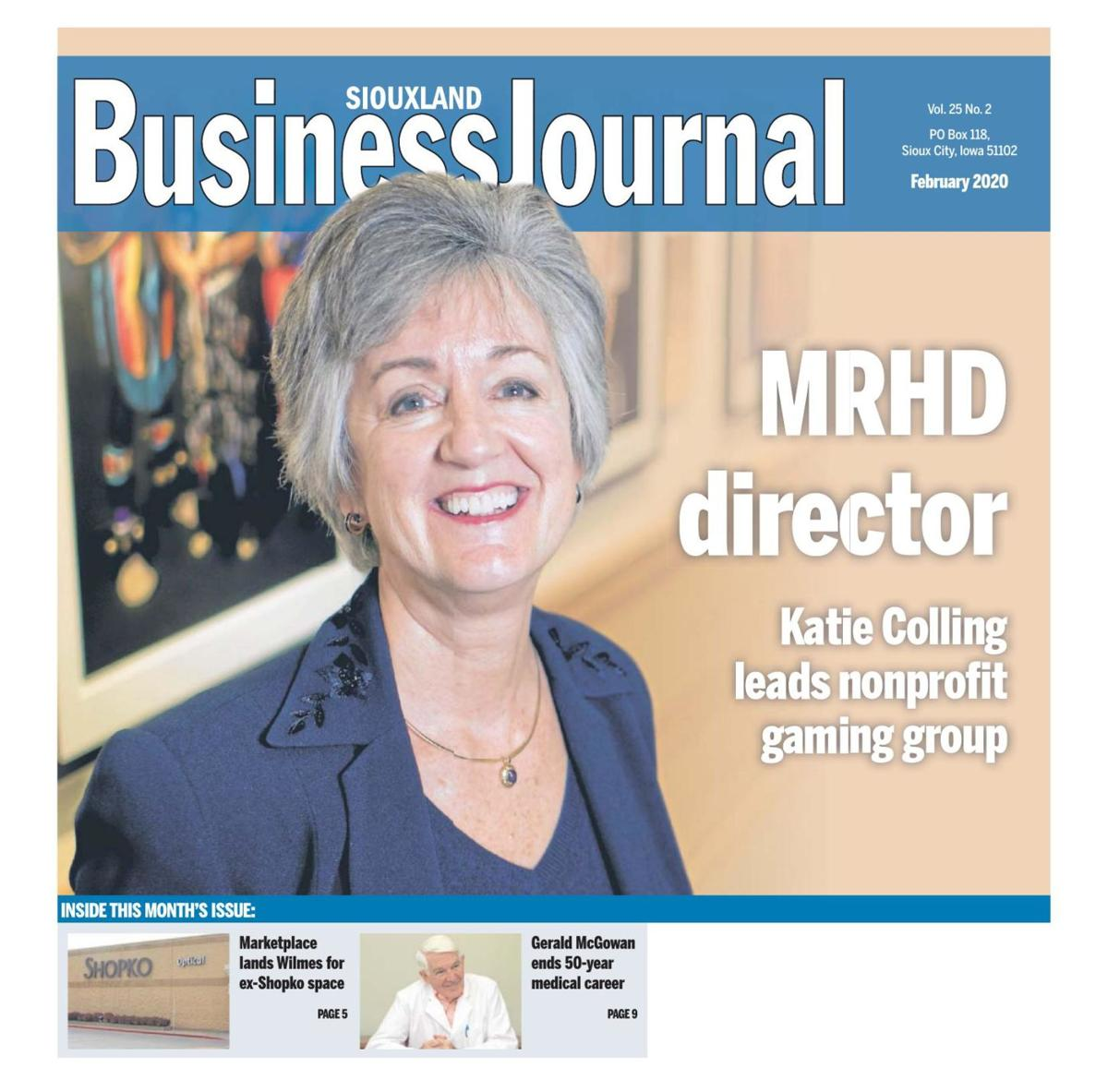 Siouxland Business - February 2020