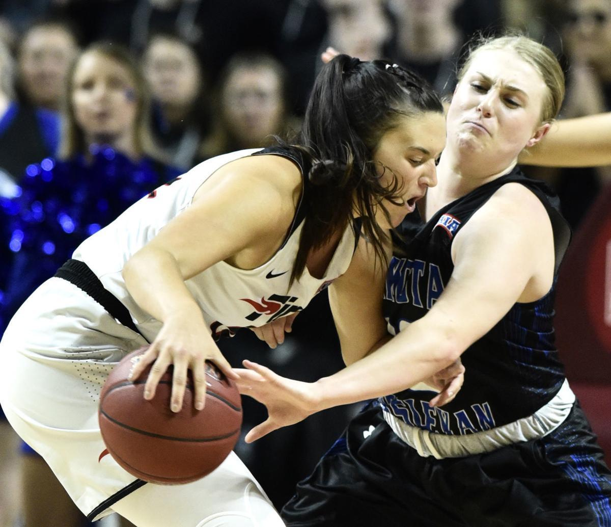Dakota Wesleyan vs Southeastern NAIA basketball