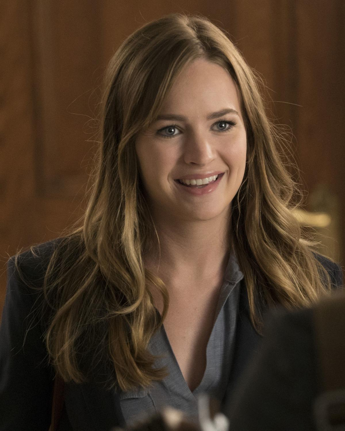 'For the People' gives Britt Robertson, others plenty of ...