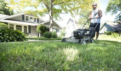 Lawn mowing Phoenix Larned