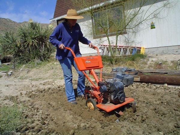 Yardsmart Tillers Improve Garden Soil With Minimal Effort