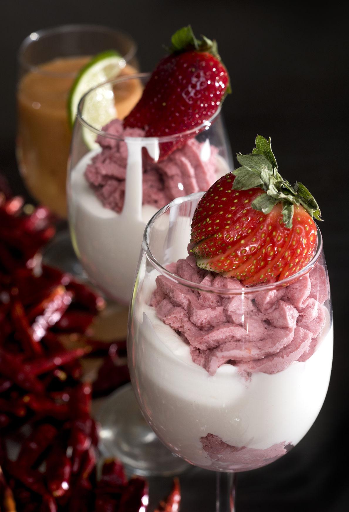 St. Valentine's Day foods