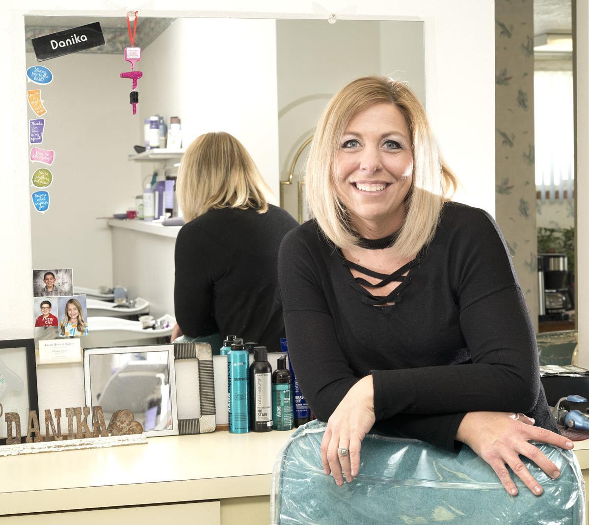 Siouxland's Choice beautician