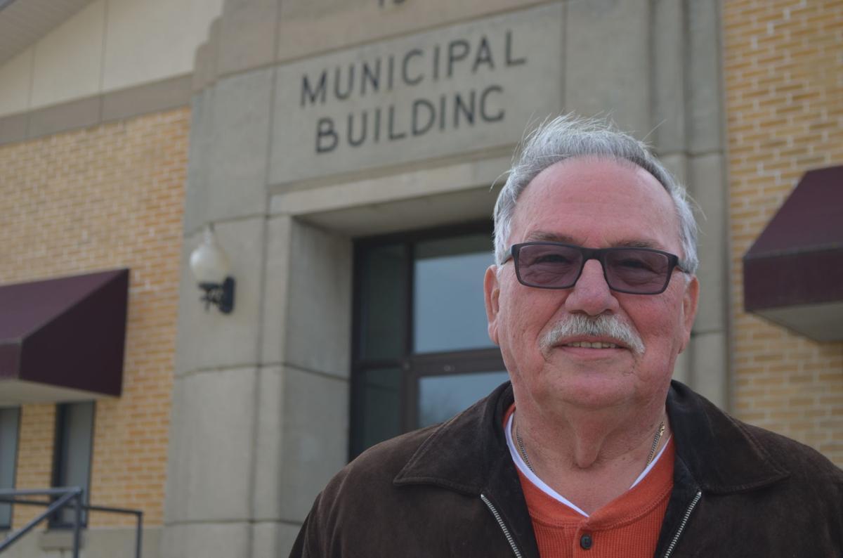 Marcus Mayor Harlan Hansen
