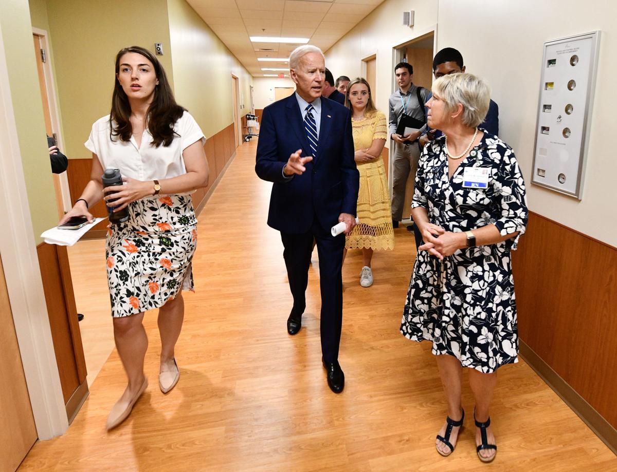 Joe Biden healthcare campaign