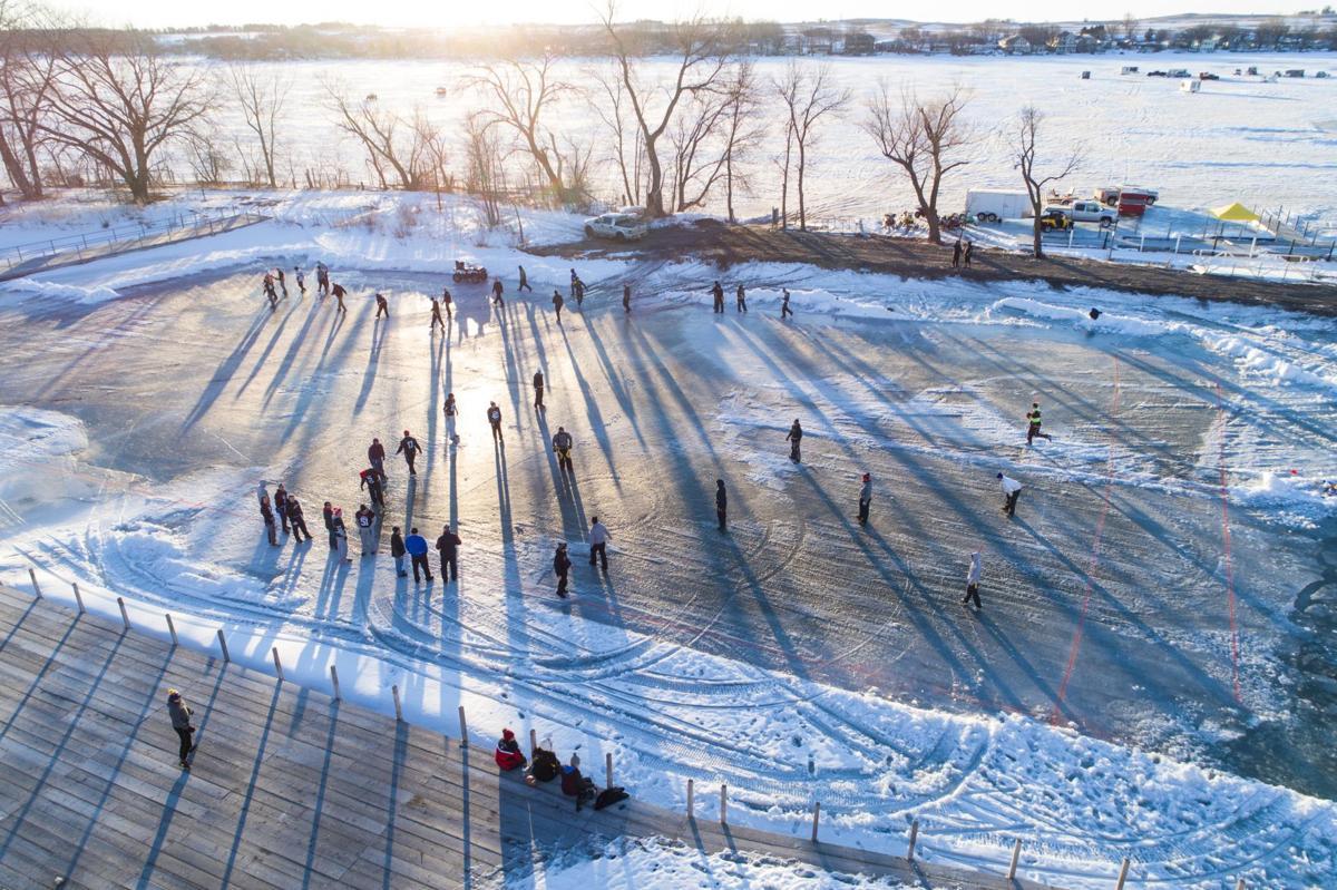 Tom Gustafson Winter Games