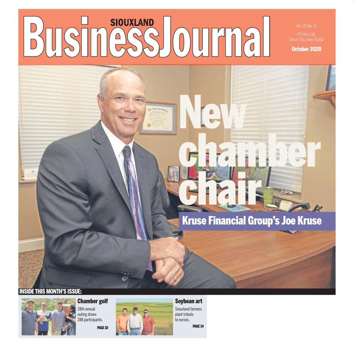 Business Journal - October 2020