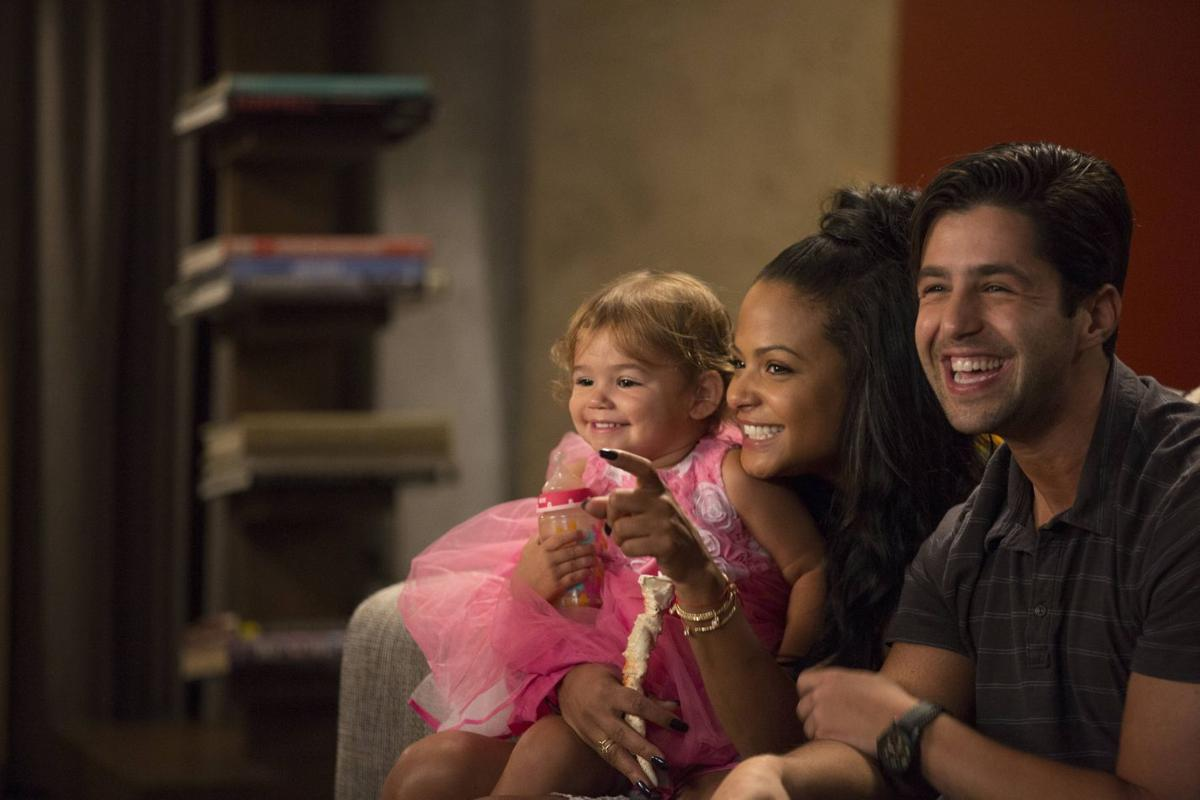 Josh Peck finds post-Nickelodeon home on 'Grandfathered