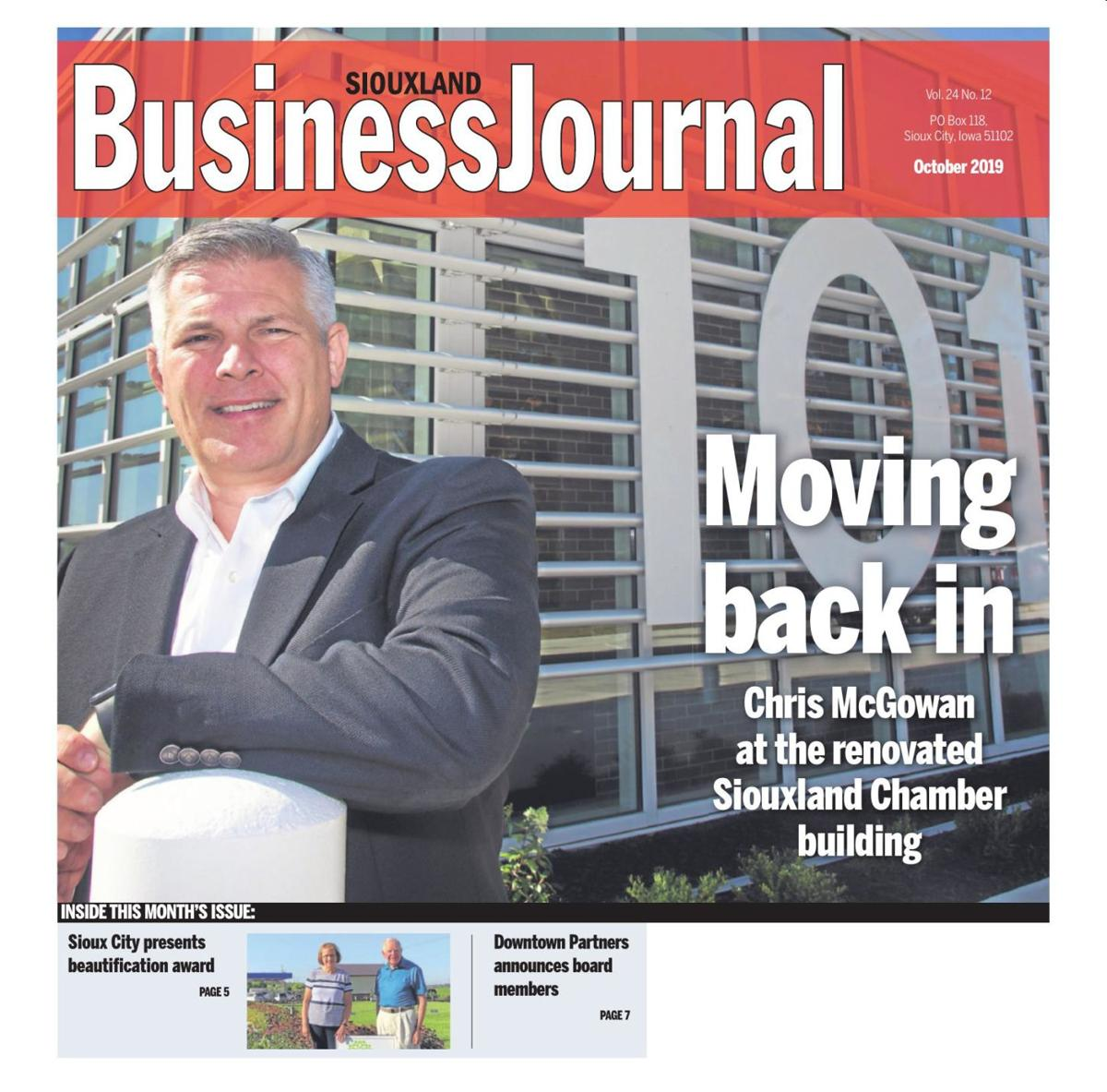 Business Journal - October 2019
