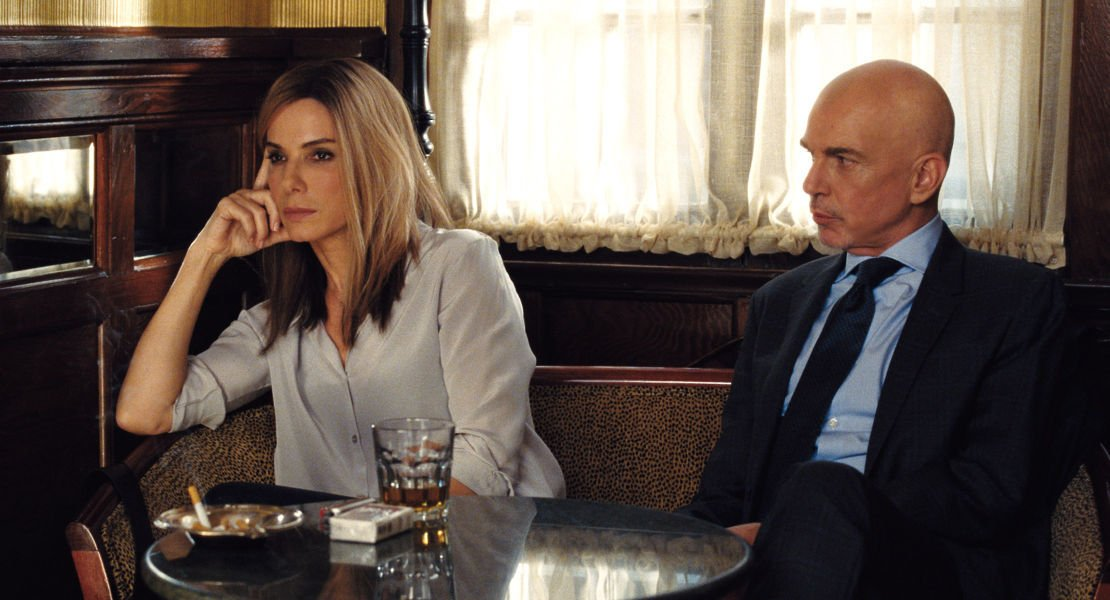 REVIEW: Bullock, Thornton can't quite sell 'Crisis' message