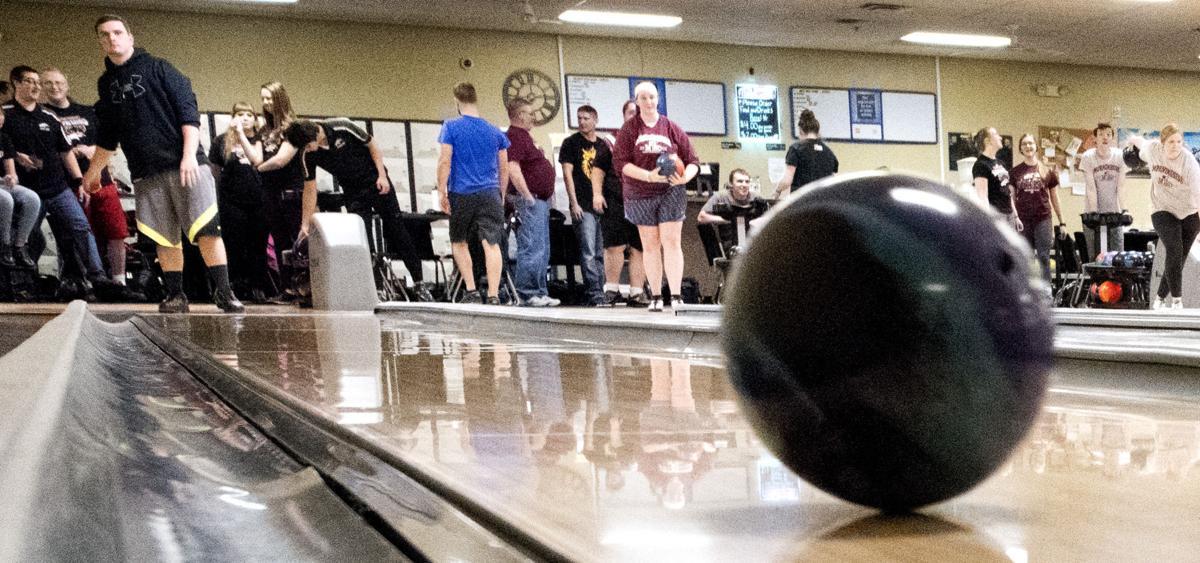 Morningide bowling team practice