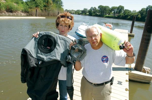 Siouxland Dive Rescue team