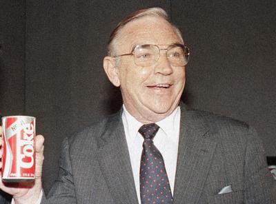 Donald Keough