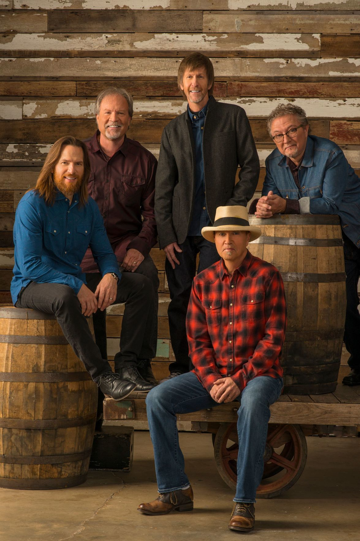Sawyer Brown barrel shot