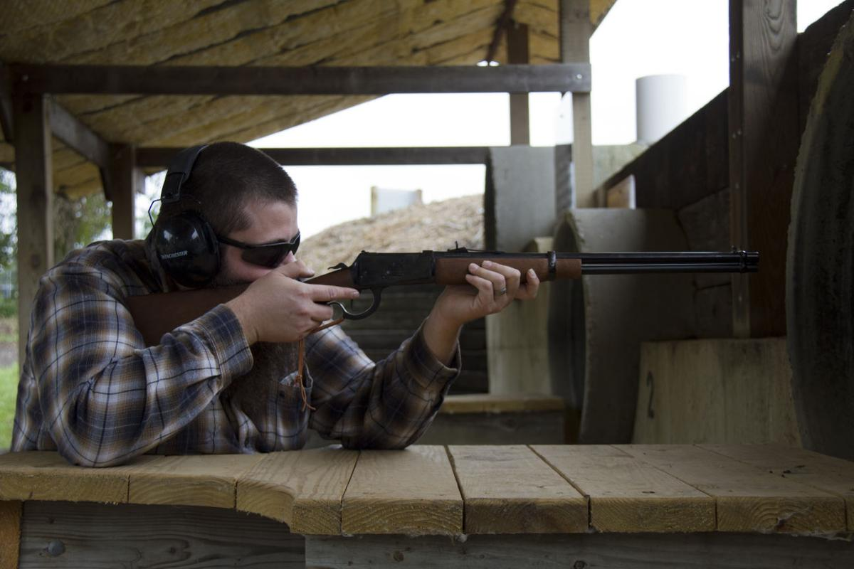 Gun range 1