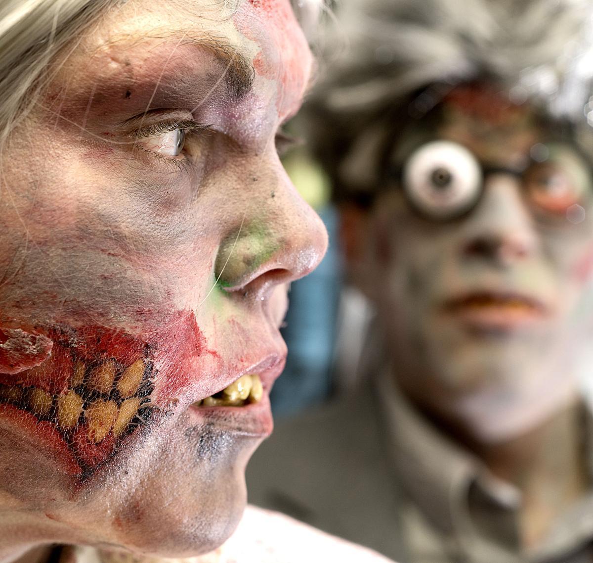 Disabilities Resource Center Zombie Walk