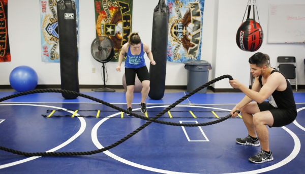 Boot camp at Renegade Sports and Fitness (Weekender)