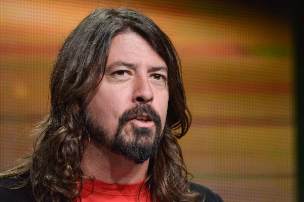 Birthday: Dave Grohl