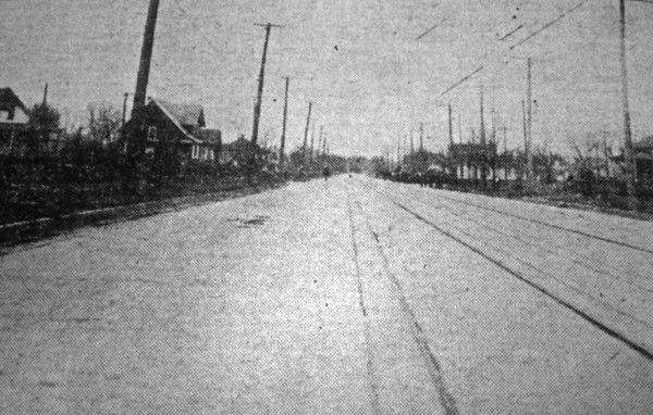 Morningside Avenue paving