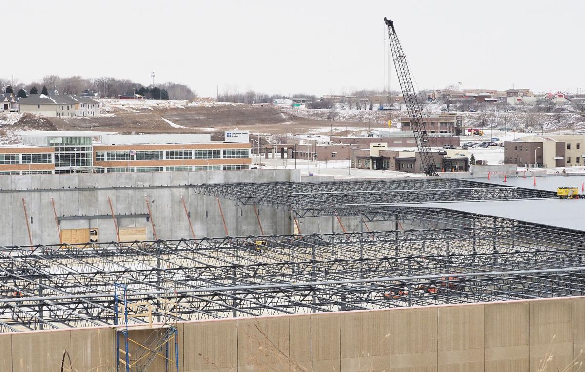 Progress Mills Fleet Farm Construction