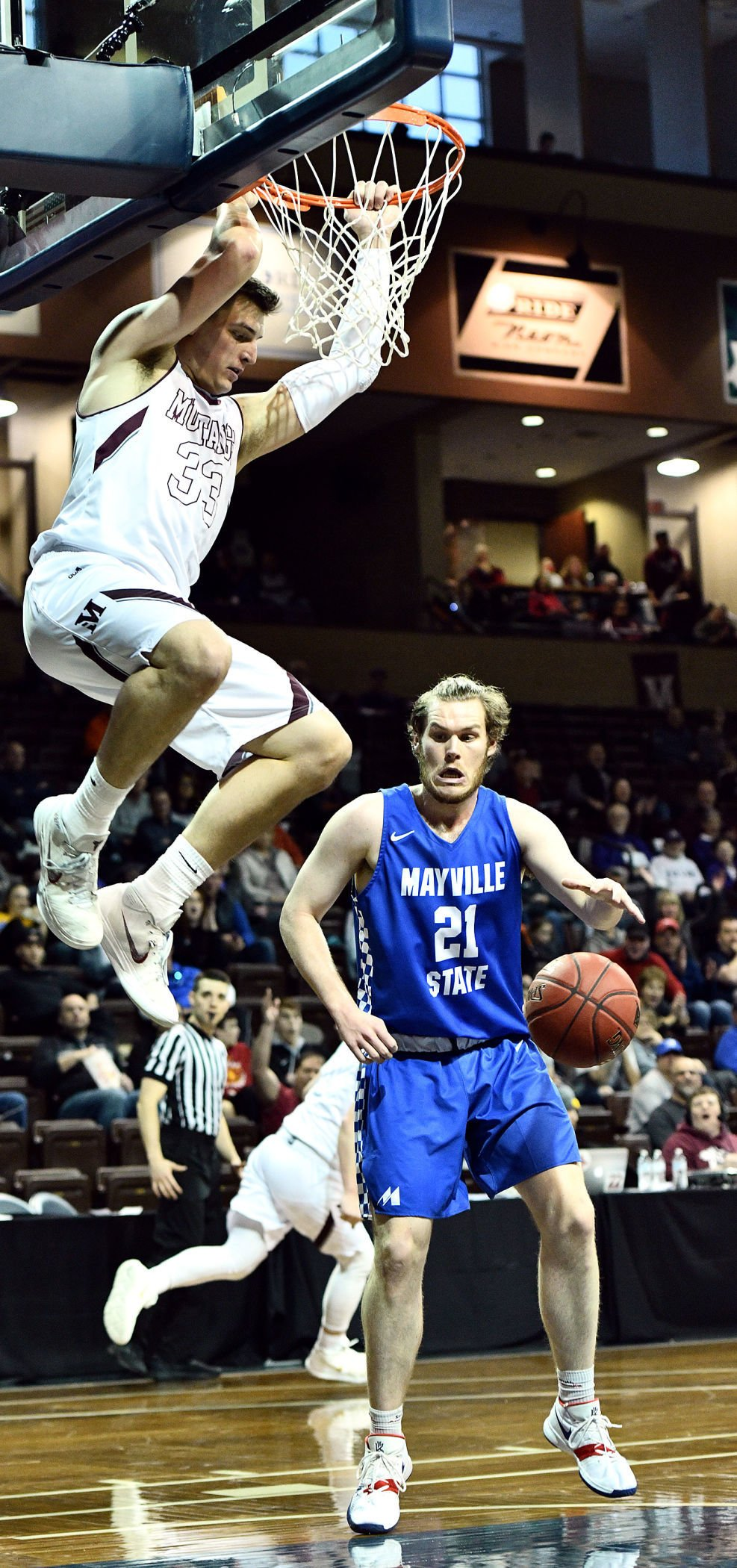 Morningside cruises past Mayville State in first round ...