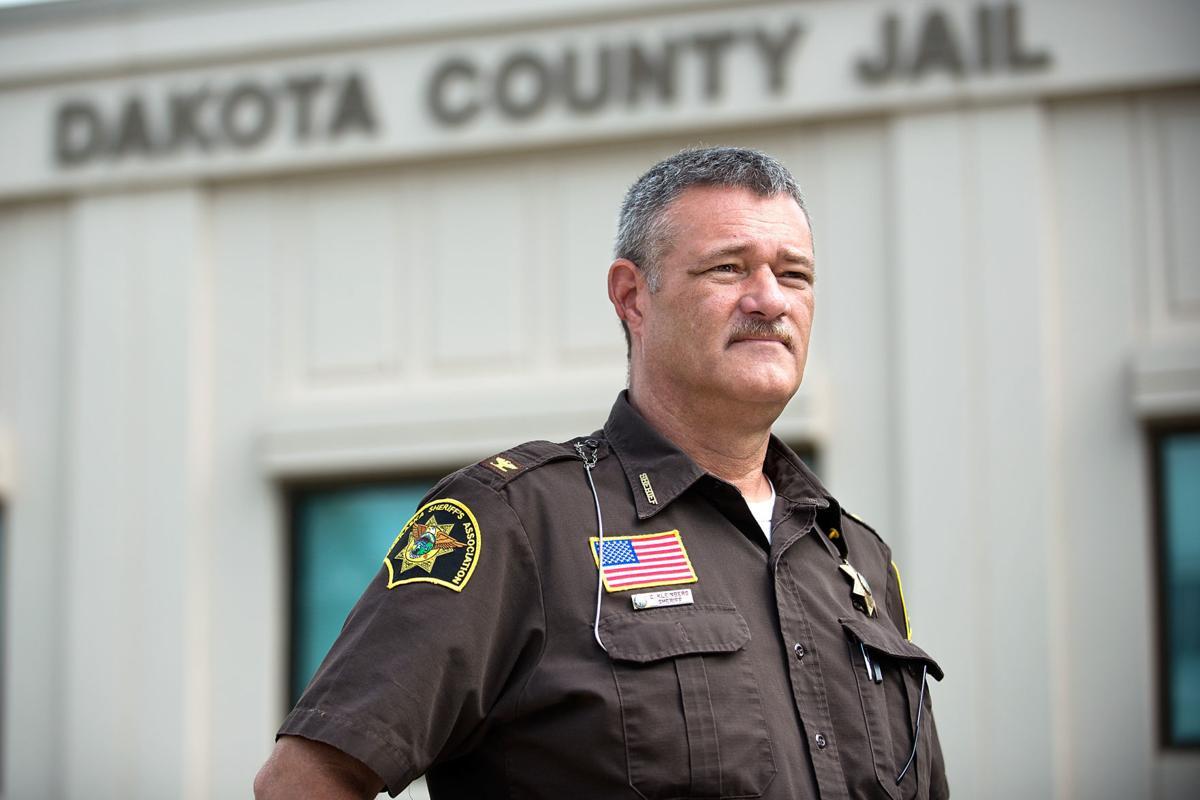 Kleinberg Dakota County Jail