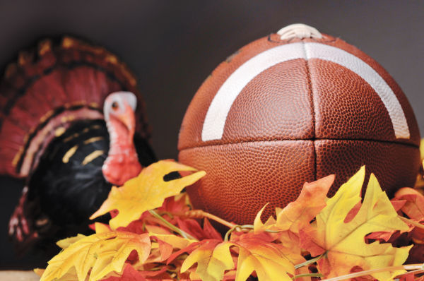 Thanksgiving weekend football schedule