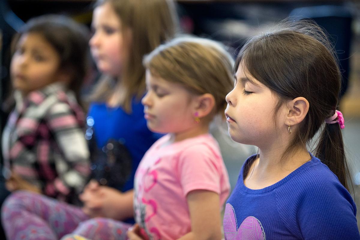 Elementary School Mindfulness