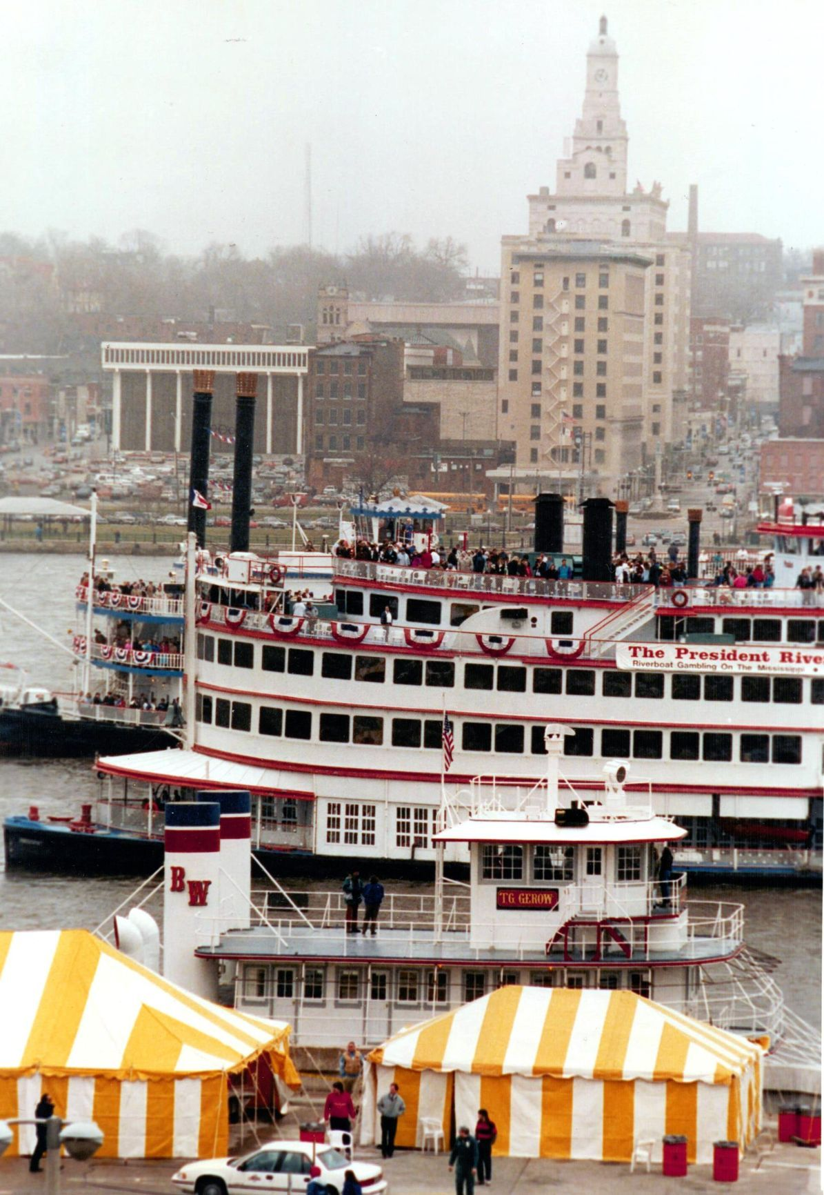 Riverboat casinos iowa map of all casinos in atlantic city