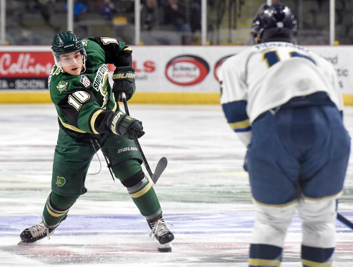 Hockey Musketeers vs. Sioux Falls Stampede