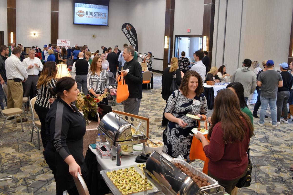 Small Business Expo draws nearly 500 attendees