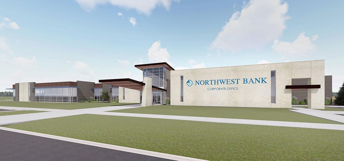 Northwest Bank rendering, Spencer