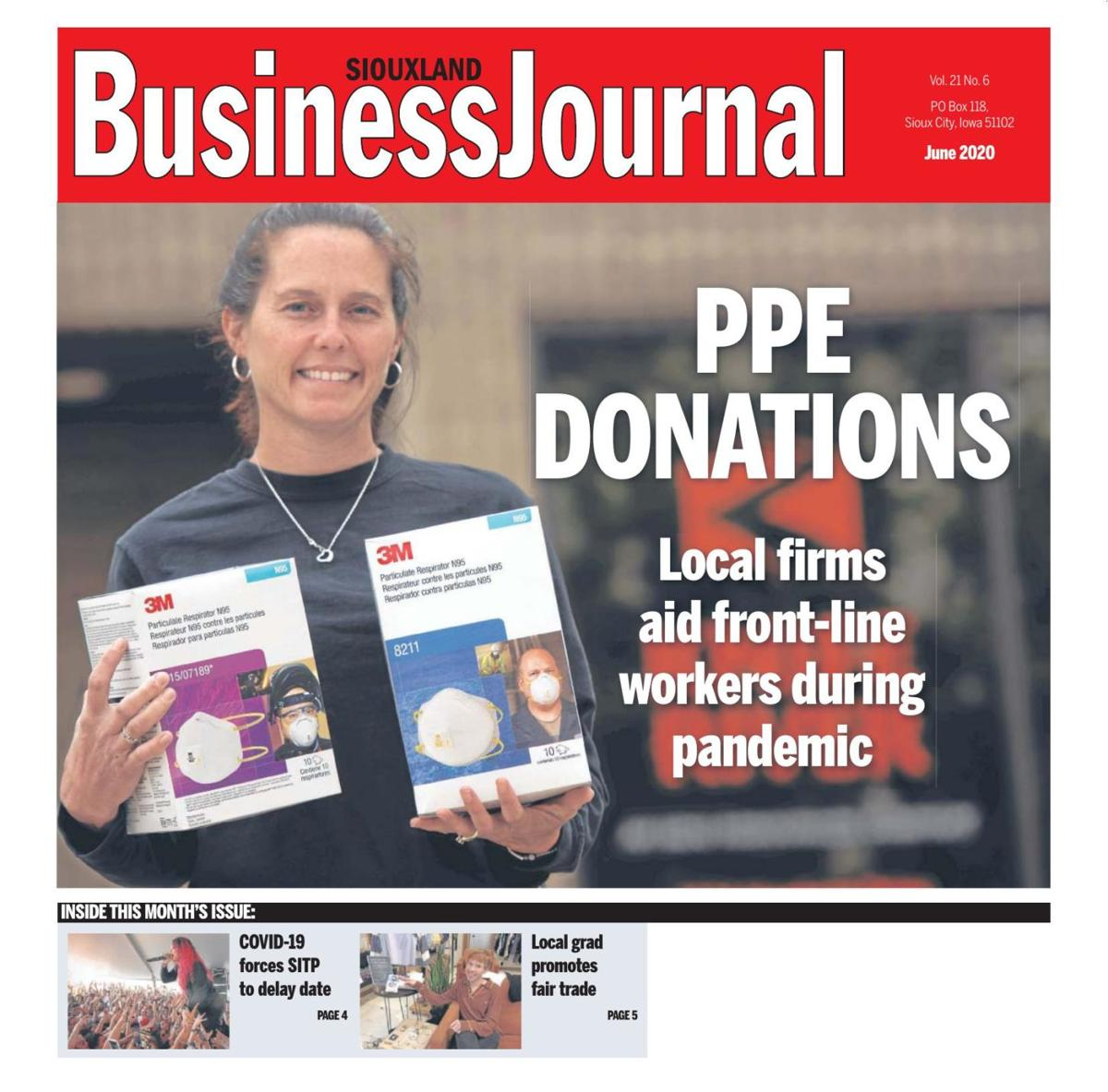 Business Journal - June 2020