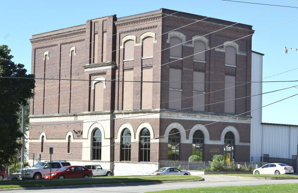 Sioux City Brewing Company building
