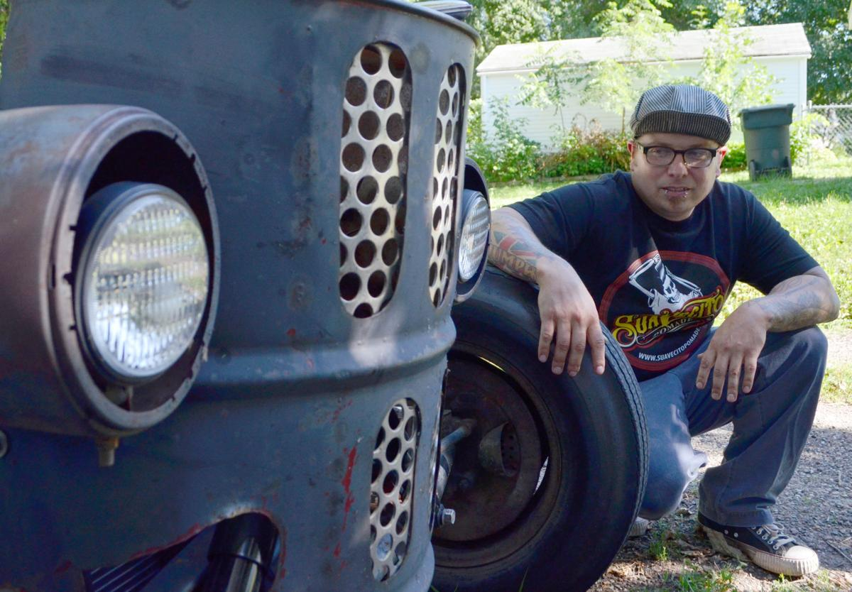 Throwback car show: Scene of the Crash has rockabilly music and ...